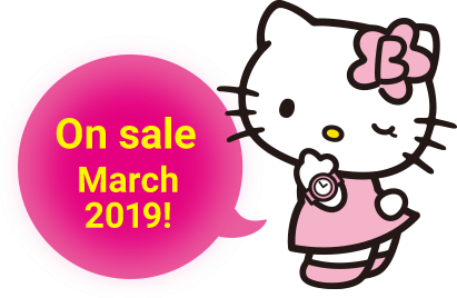 On sale March 2019!